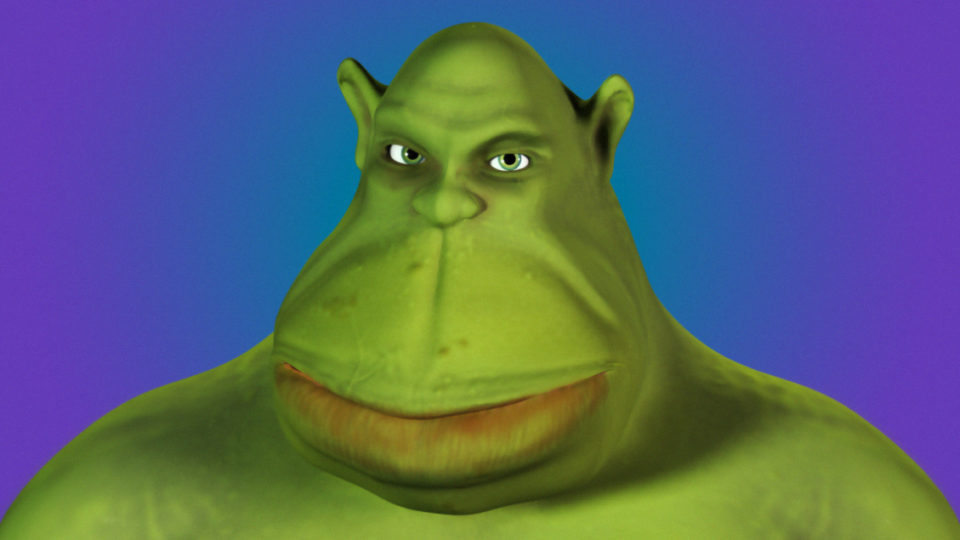 Ogre Animation