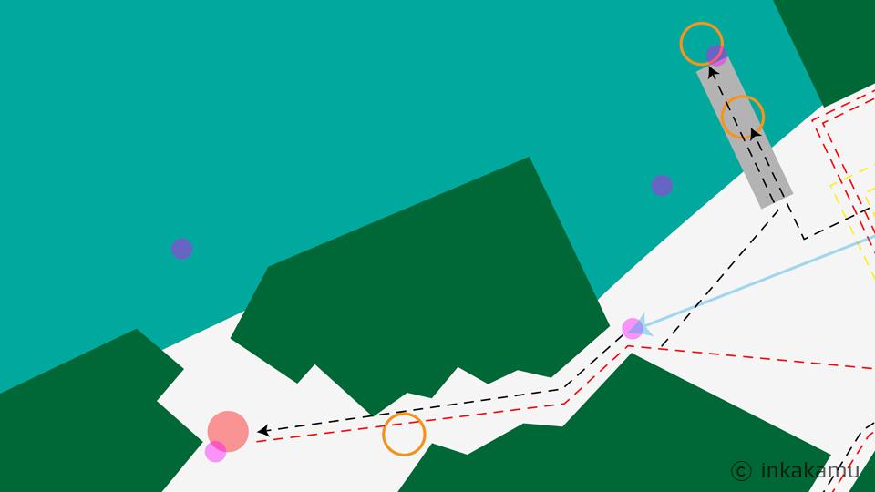 game's map detail - inkakamu